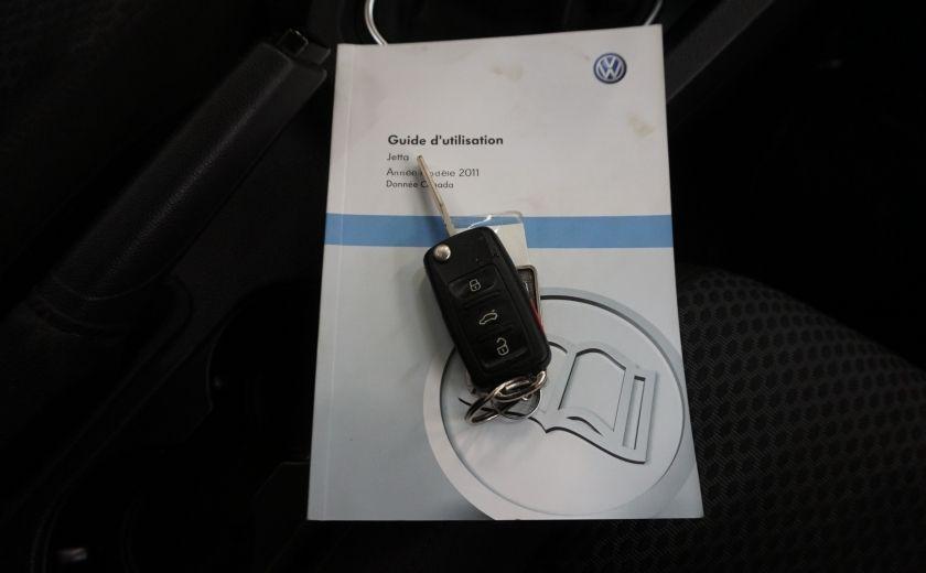 2011 Volkswagen Jetta Comfortline (toit ouvrant) #25