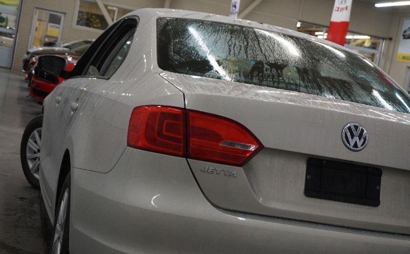 2011 Volkswagen Jetta Comfortline (toit ouvrant) #27