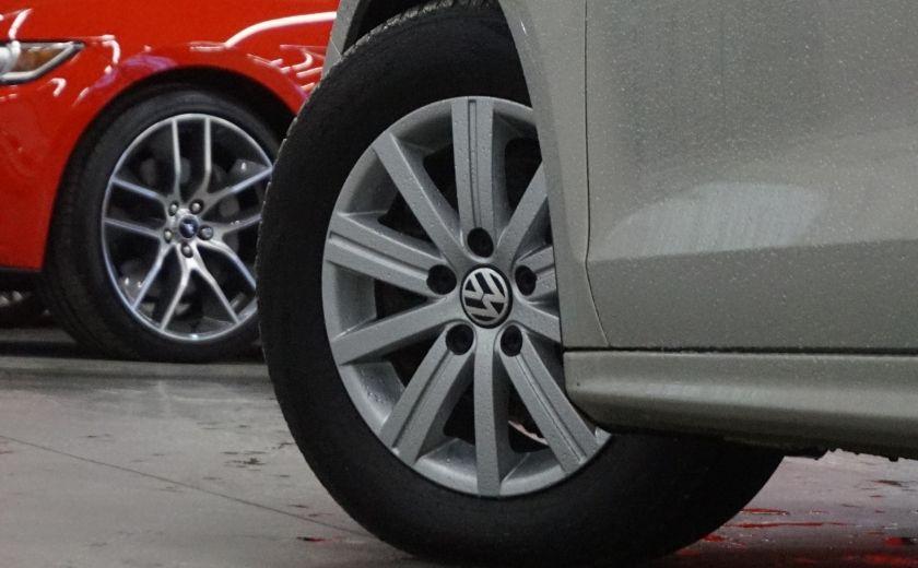 2011 Volkswagen Jetta Comfortline (toit ouvrant) #26