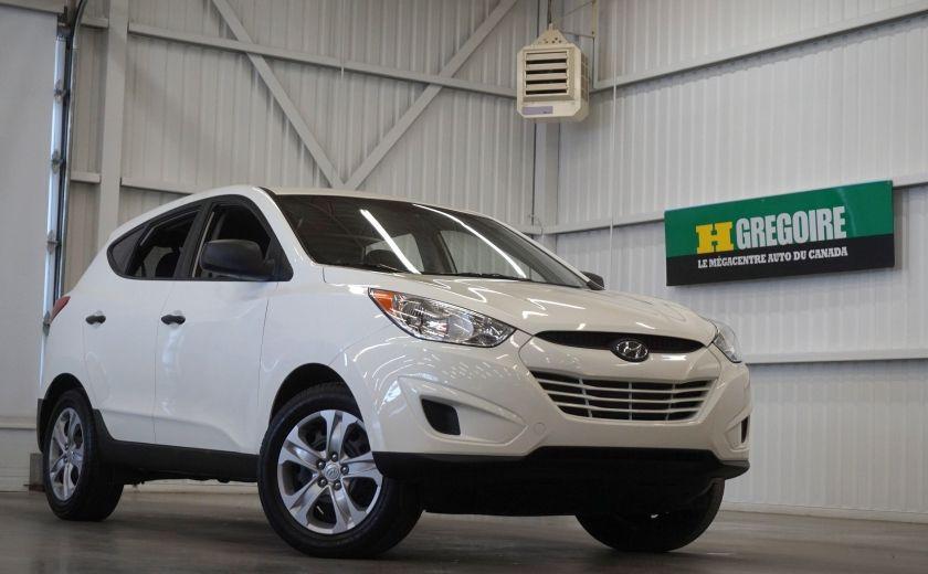 2012 Hyundai Tucson L #0