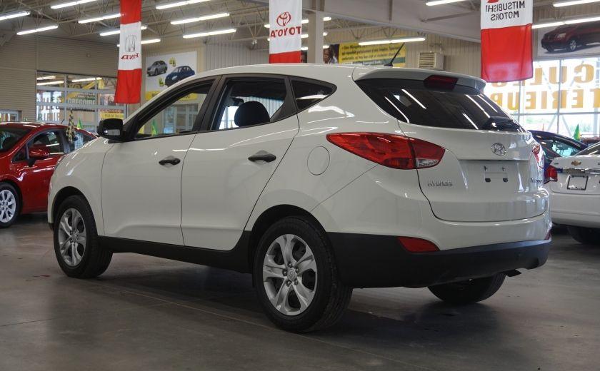 2012 Hyundai Tucson L #4