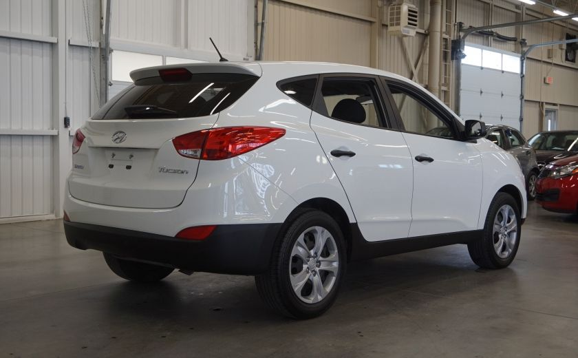 2012 Hyundai Tucson L #6