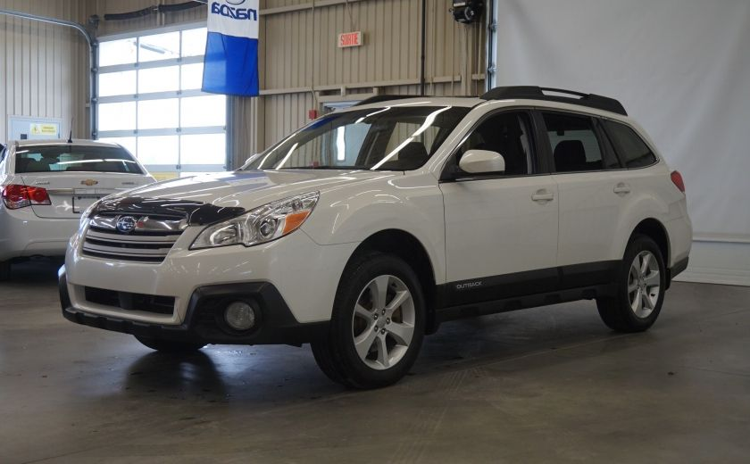 2013 Subaru Outback 3.6R AWD (toit ouvrant) #2