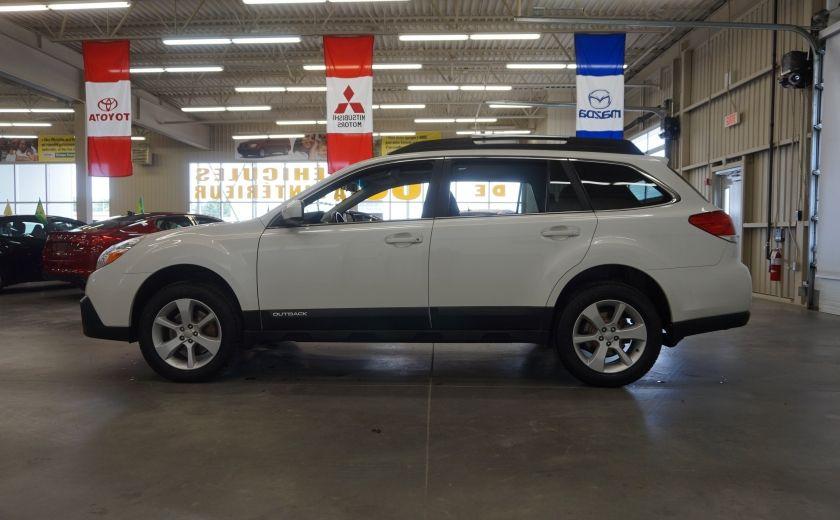 2013 Subaru Outback 3.6R AWD (toit ouvrant) #3