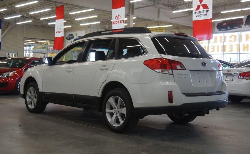 2013 Subaru Outback 3.6R AWD (toit ouvrant) #4