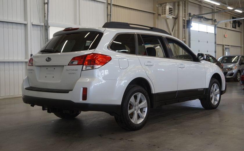 2013 Subaru Outback 3.6R AWD (toit ouvrant) #6