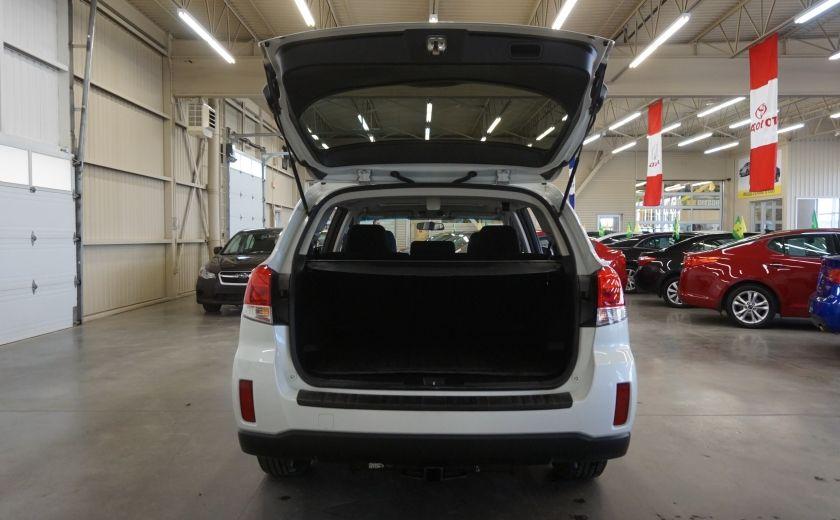 2013 Subaru Outback 3.6R AWD (toit ouvrant) #24