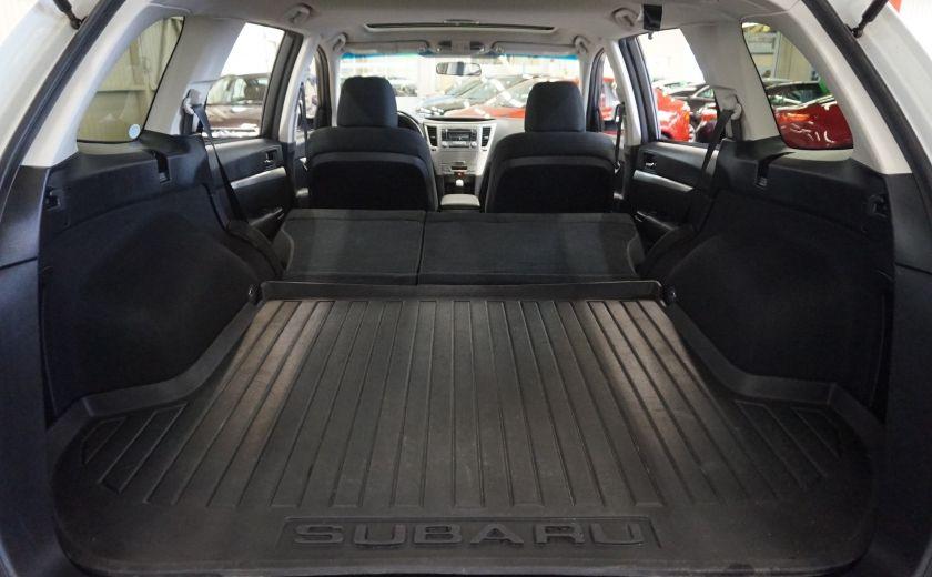 2013 Subaru Outback 3.6R AWD (toit ouvrant) #27