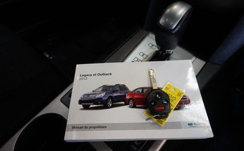 2013 Subaru Outback 3.6R AWD (toit ouvrant) #31