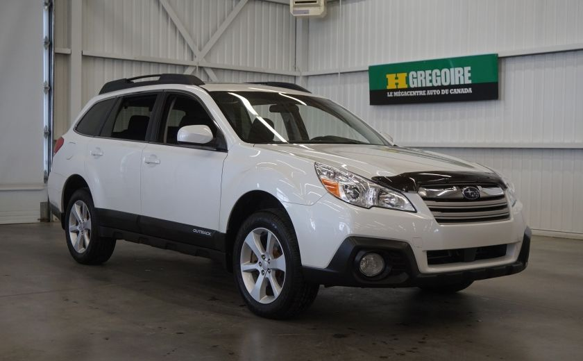 2013 Subaru Outback 3.6R AWD (toit ouvrant) #32