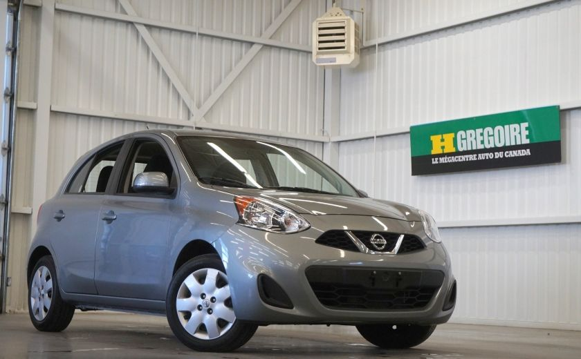2015 Nissan MICRA SV #0