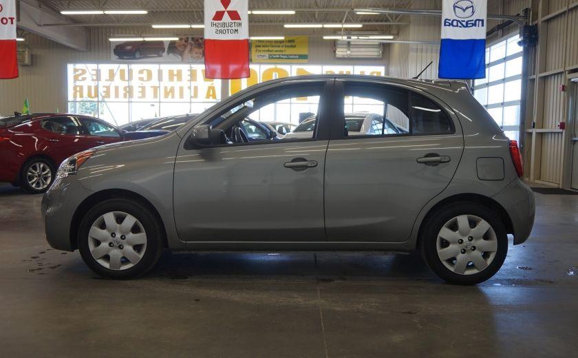 2015 Nissan MICRA SV #3