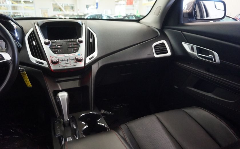2012 GMC Terrain SLT2 AWD (cuir-caméra de recul) #9