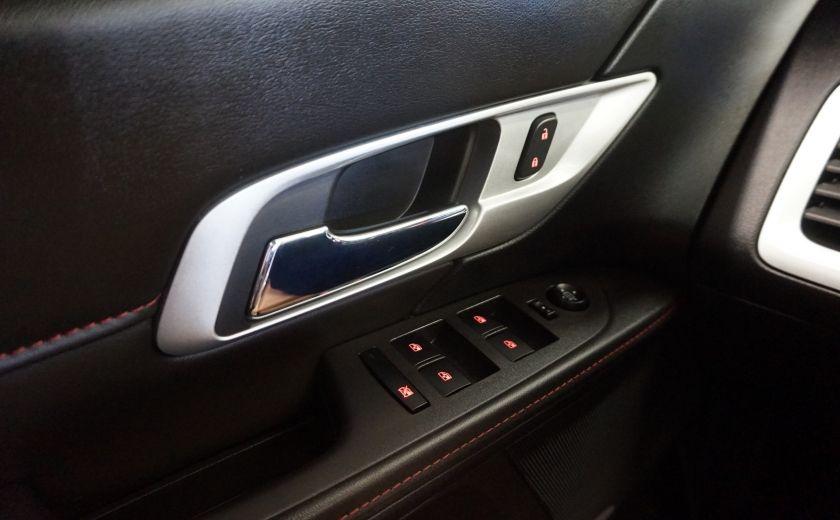 2012 GMC Terrain SLT2 AWD (cuir-caméra de recul) #17