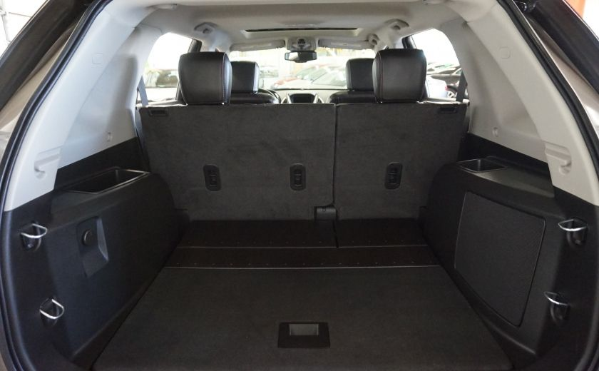 2012 GMC Terrain SLT2 AWD (cuir-caméra de recul) #24