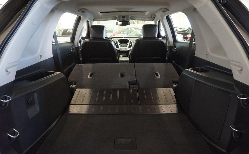 2012 GMC Terrain SLT2 AWD (cuir-caméra de recul) #26