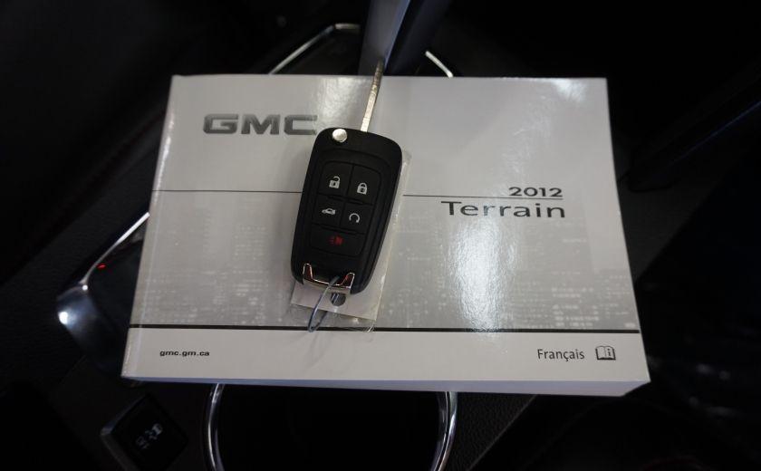 2012 GMC Terrain SLT2 AWD (cuir-caméra de recul) #30