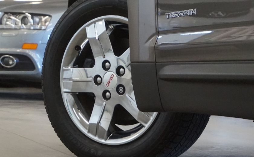 2012 GMC Terrain SLT2 AWD (cuir-caméra de recul) #34