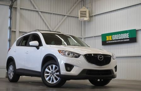 2014 Mazda CX 5 GS AWD (toit ouvrant-caméra) in New Richmond