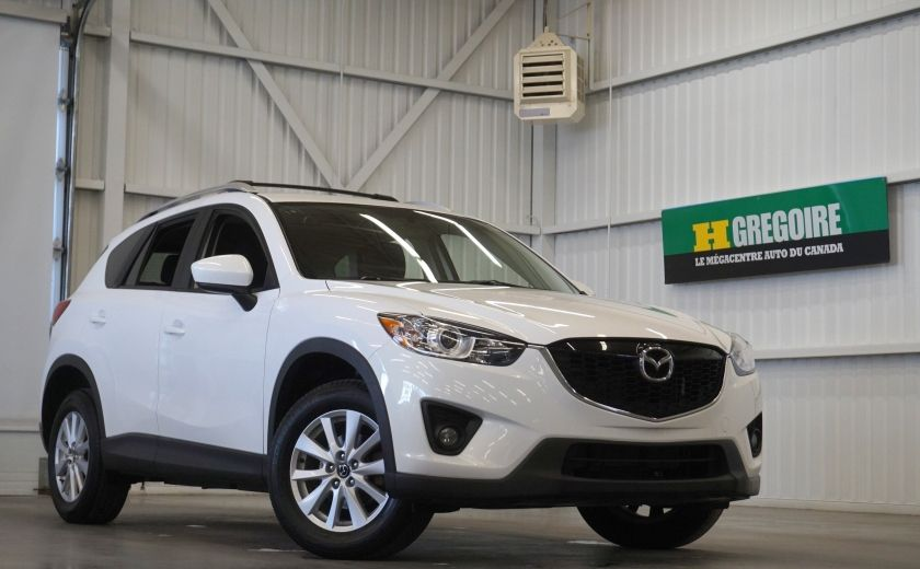 2014 Mazda CX 5 GS AWD (toit ouvrant-caméra) #0