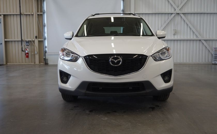 2014 Mazda CX 5 GS AWD (toit ouvrant-caméra) #1