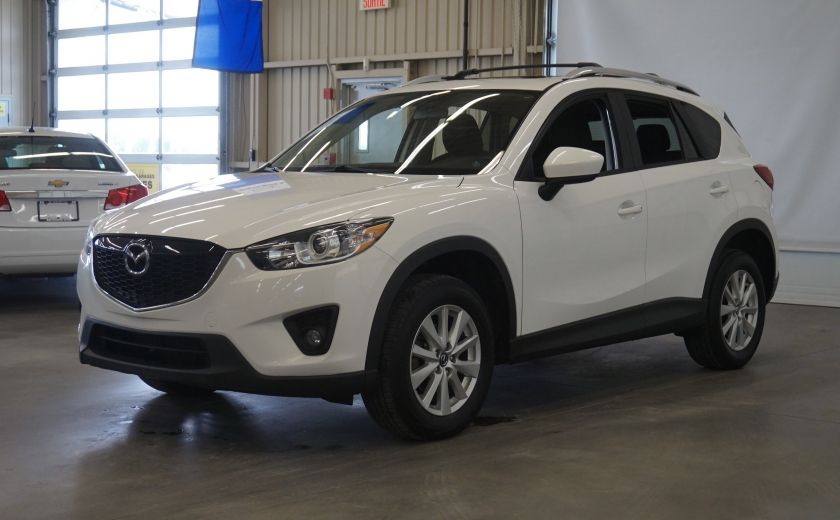 2014 Mazda CX 5 GS AWD (toit ouvrant-caméra) #2