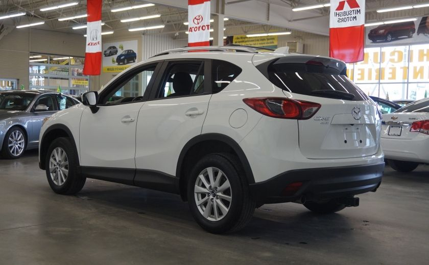 2014 Mazda CX 5 GS AWD (toit ouvrant-caméra) #4