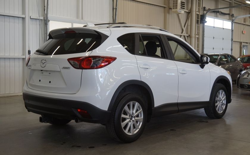 2014 Mazda CX 5 GS AWD (toit ouvrant-caméra) #6