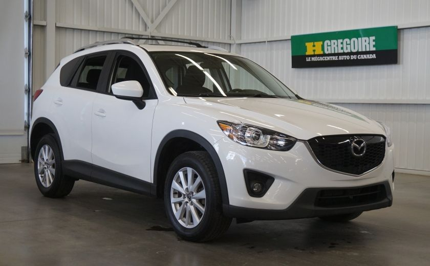 2014 Mazda CX 5 GS AWD (toit ouvrant-caméra) #31