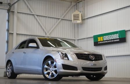 2014 Cadillac ATS 4 AWD (cuir-caméra de recul) in New Richmond