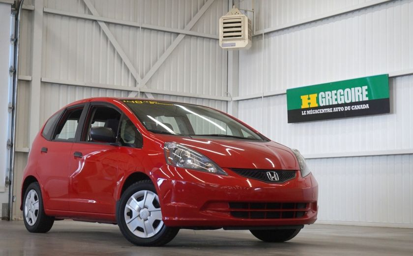 2014 Honda Fit DX #0