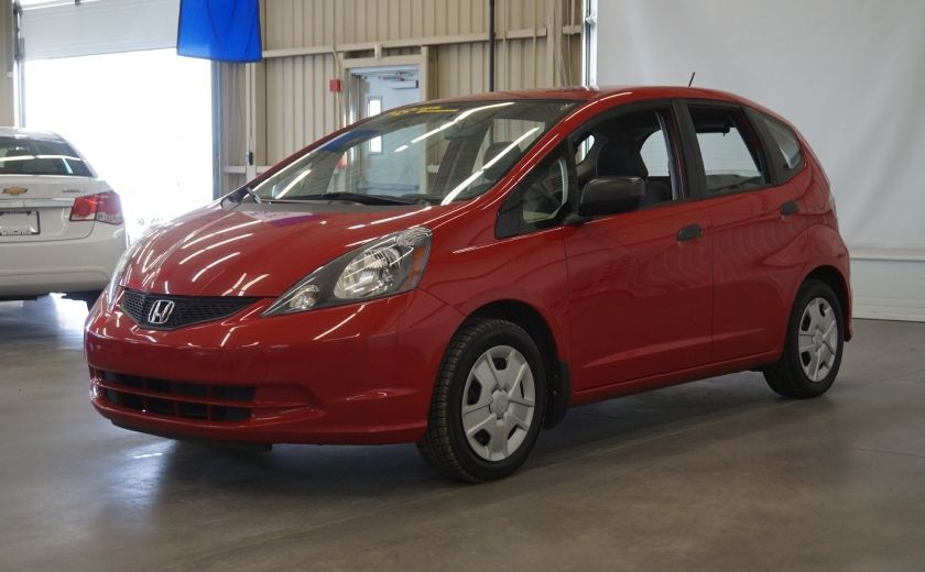 2014 Honda Fit DX #2