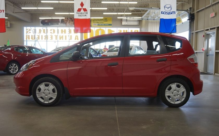2014 Honda Fit DX #3