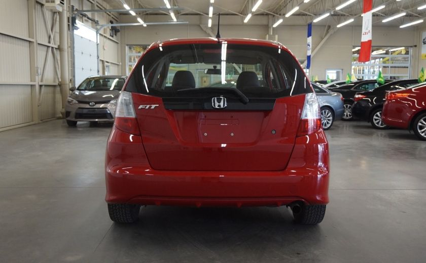 2014 Honda Fit DX #5