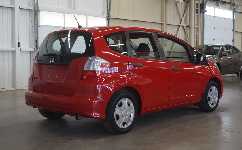 2014 Honda Fit DX #6