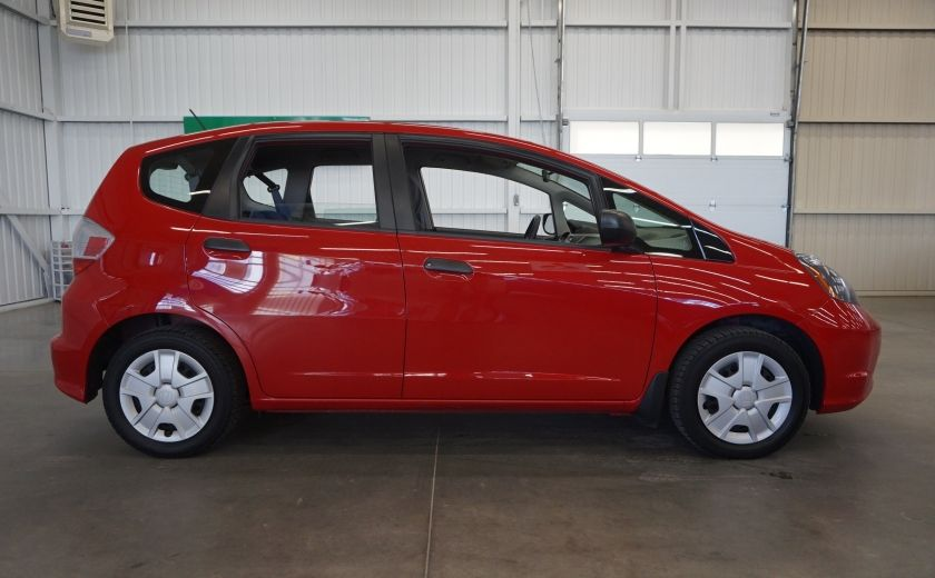 2014 Honda Fit DX #7