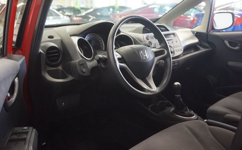 2014 Honda Fit DX #8