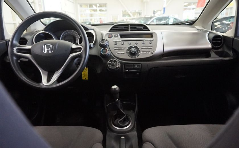 2014 Honda Fit DX #11