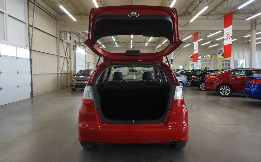 2014 Honda Fit DX #18