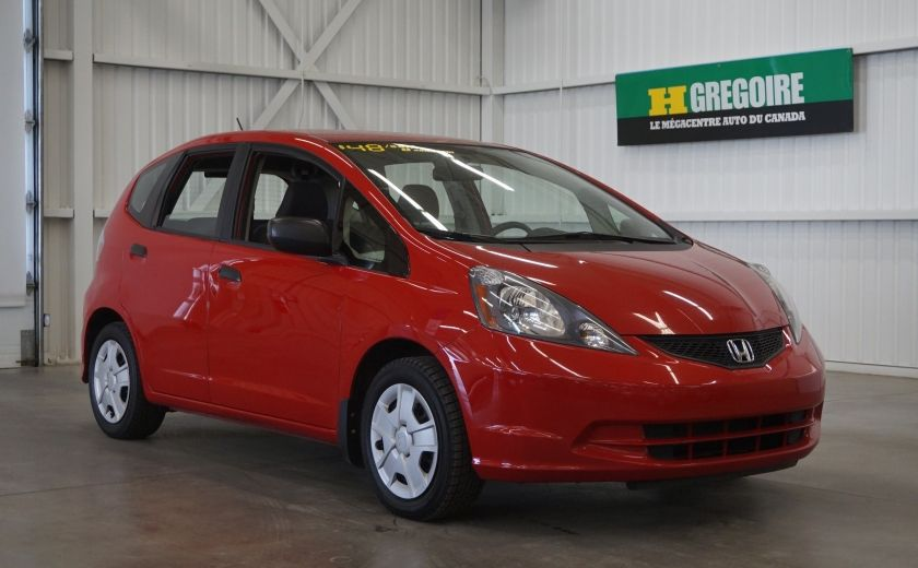 2014 Honda Fit DX #26