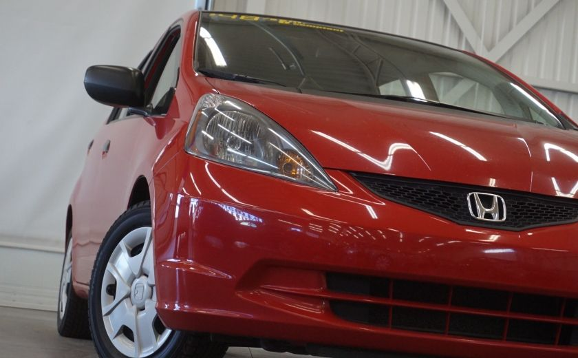 2014 Honda Fit DX #27