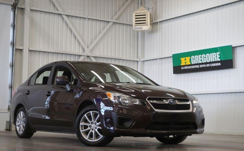 2012 Subaru Impreza 2.0i Touring AWD #0