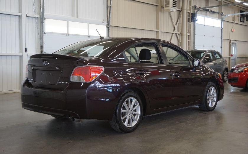 2012 Subaru Impreza 2.0i Touring AWD #6