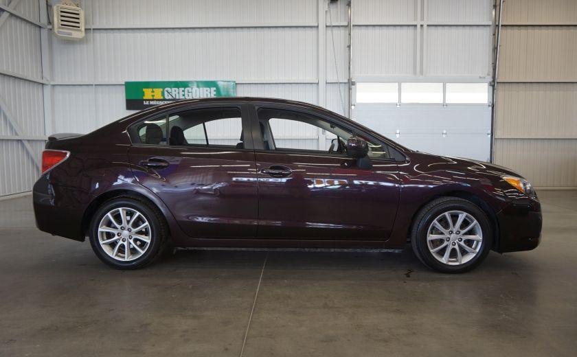 2012 Subaru Impreza 2.0i Touring AWD #7
