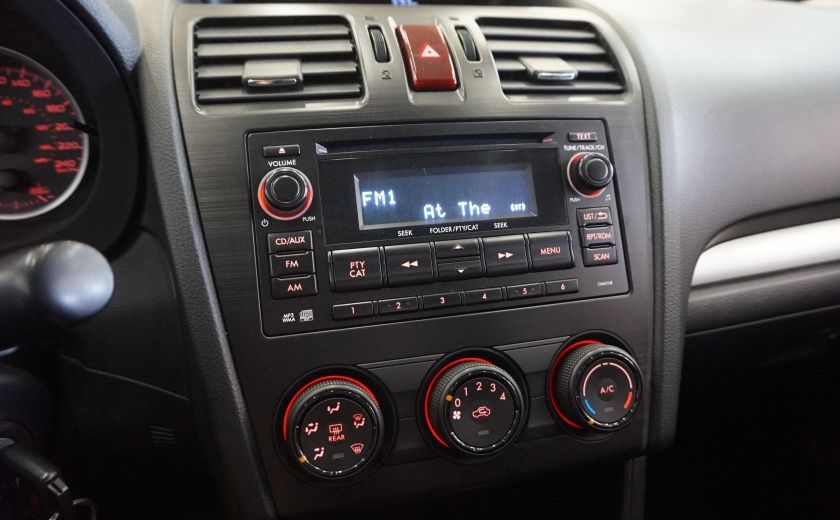 2012 Subaru Impreza 2.0i Touring AWD #14