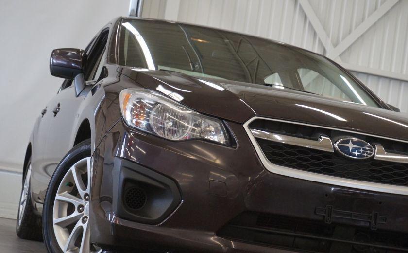 2012 Subaru Impreza 2.0i Touring AWD #27
