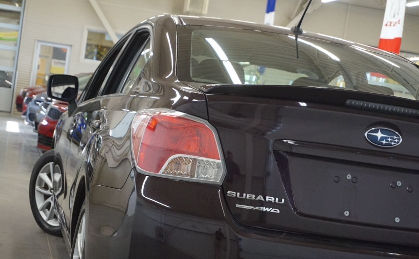 2012 Subaru Impreza 2.0i Touring AWD #28