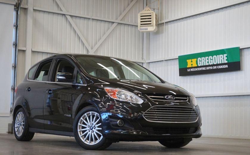 2013 Ford C MAX SEL Hybrid (cuir) #0