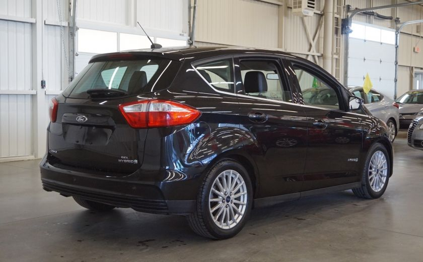 2013 Ford C MAX SEL Hybrid (cuir) #6