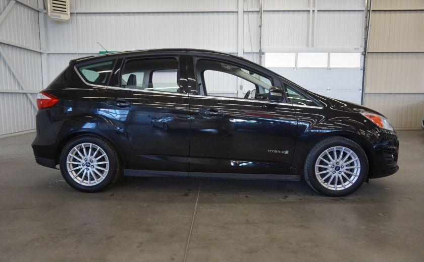 2013 Ford C MAX SEL Hybrid (cuir) #7